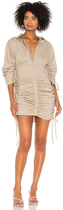 L'Academie The Brigitte Mini Dress