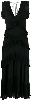 Zimmermann Super Eight ruffled midi dress