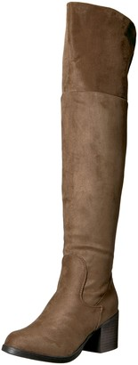 Brinley Co. Women's SALL Over The Knee Boot