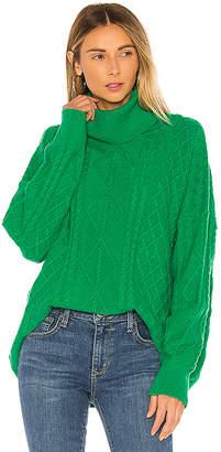 Show Me Your Mumu Farren Turtleneck Sweater