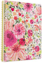 Kate Spade Dahlia Large Spiral Notebook