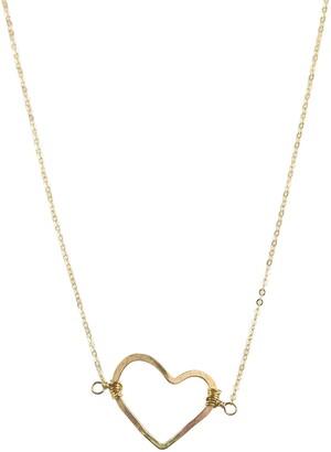 Nashelle Open Heart Necklace