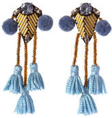 Mignonne Gavigan Meredith Beaded Tassel Earrings