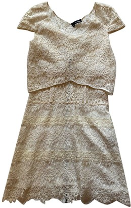 The Kooples White Lace Dress for Women