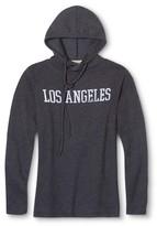 Los Angeles Local Pride by Todd Snyder Men's LA Hoodie - Charcoal
