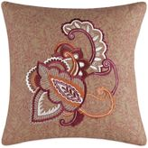 Bed Bath & Beyond Avanni Embroidered Square Throw Pillow