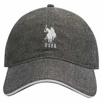 U.S. Polo Assn. Women's Adjustable Curved Brim Baseball Cap
