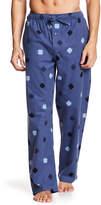 Lucky Brand Patterned Flannal Pajama Pant