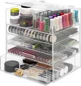 Whitmor 5 Tier Acrylic Cosmetic Organizer 6477-5512