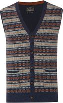 White Stuff Lab Pattern Waistcoat