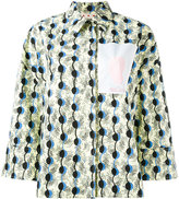 Marni Garland print poplin shirt - women - Cotton - 42