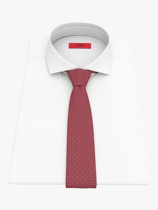 HUGO BOSS by Pattern Silk Tie