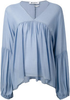 Dondup Manon pleated blouse - women - Viscose - 38