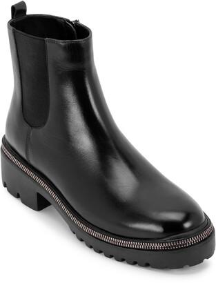 Blondo Claire Zip Welt Waterproof Boot
