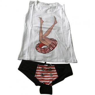 Chantal Thomass Multicolour Cotton - elasthane Swimwear