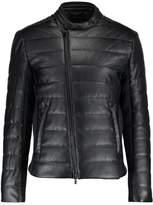 Armani Exchange Bomber Jacket Black