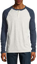 Arizona Long Sleeve Henley Shirt
