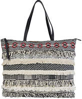 White Stuff North Star Tote Bag, Multi