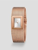 Calvin Klein Mesh Rose Gold Bracelet Watch