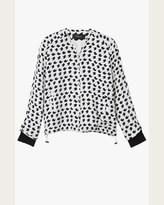 Derek Lam Zip Front Jacket