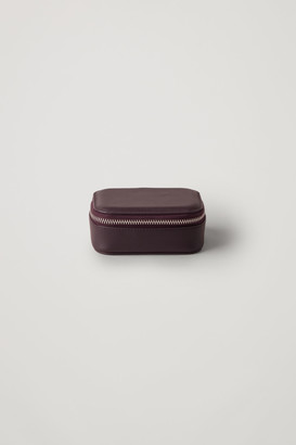 Cos Leather Travel Pouch