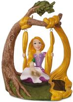 Hallmark Disney's Tangled Rapunzel In the Swing Solar Motion 2017 Keepsake Christmas Ornament