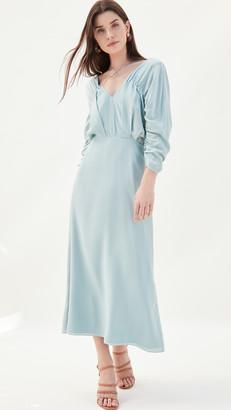 Victoria Beckham V Neck Dress