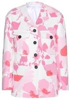 Victoria Beckham Printed Jacket