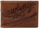 Rawlings Sports Accessories Fielder&s Choice Front Pocket Leather Wallet