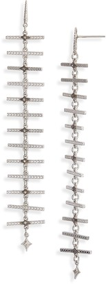 Armenta New World Linear Earrings