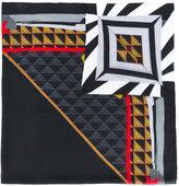 Givenchy eye print scarf - unisex - Modal/Silk - One Size