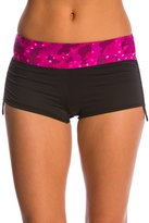 TYR Women's Cadet Della Boyshort Bottom 8145334