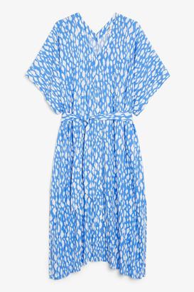 Monki Maxi beach dress