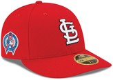 New Era Men's Red St. Louis Cardinals 2018 9/11 Authentic Collection Low Profile 59FIFTY Fitted Hat