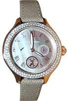 Tommy Bahama RELAX Women's 10024836 Waikiki Dream Multi Analog Display Japanese Quartz Grey Watch
