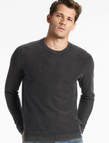 Lucky Brand Washed Crew Sweater