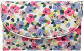 Cath Kidston Painted Pansies Folded Curve Wallet