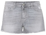 7 For All Mankind Slouchy Denim Shorts