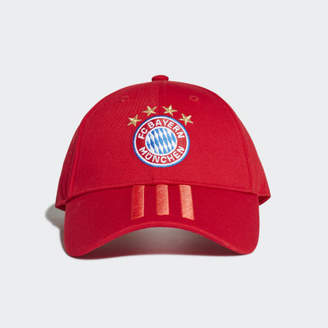 adidas FC Bayern 3-Stripes Cap
