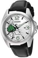 Citizen Hulk AW1431-24W (Black) Watches