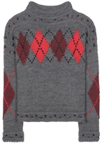 Isabel Marant Wool and alpaca sweater