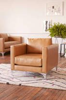 Urban Outfitters Chamberlin Recycled Leather Chair