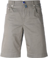 Jacob Cohen Poi Confort shorts - men - Cotton/Spandex/Elastane - 33
