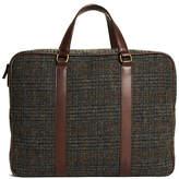 Brooks Brothers Harris Tweed Briefcase