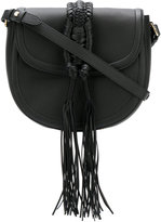 Altuzarra braided strap shoulder bag - women - Calf Leather - One Size