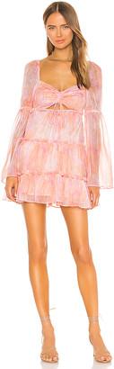 Majorelle Ailish Mini Dress