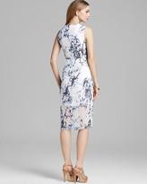 Cynthia Steffe Dress - Riva Sleeveless Silk Georgette Print