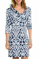 Gretchen Scott Arabesque Jersey Dress