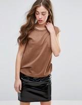 Glamorous Short Sleeve Top