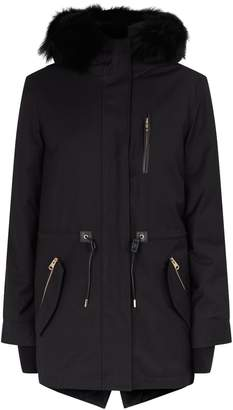 Mackage Fur-Lined Down Coat